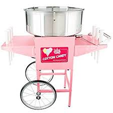 Pink cotton candy cart rental for parties, events, celebrations, festivals.